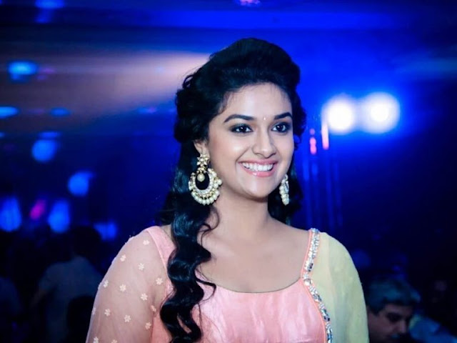 Keerthi Suresh HD Wallpapers images