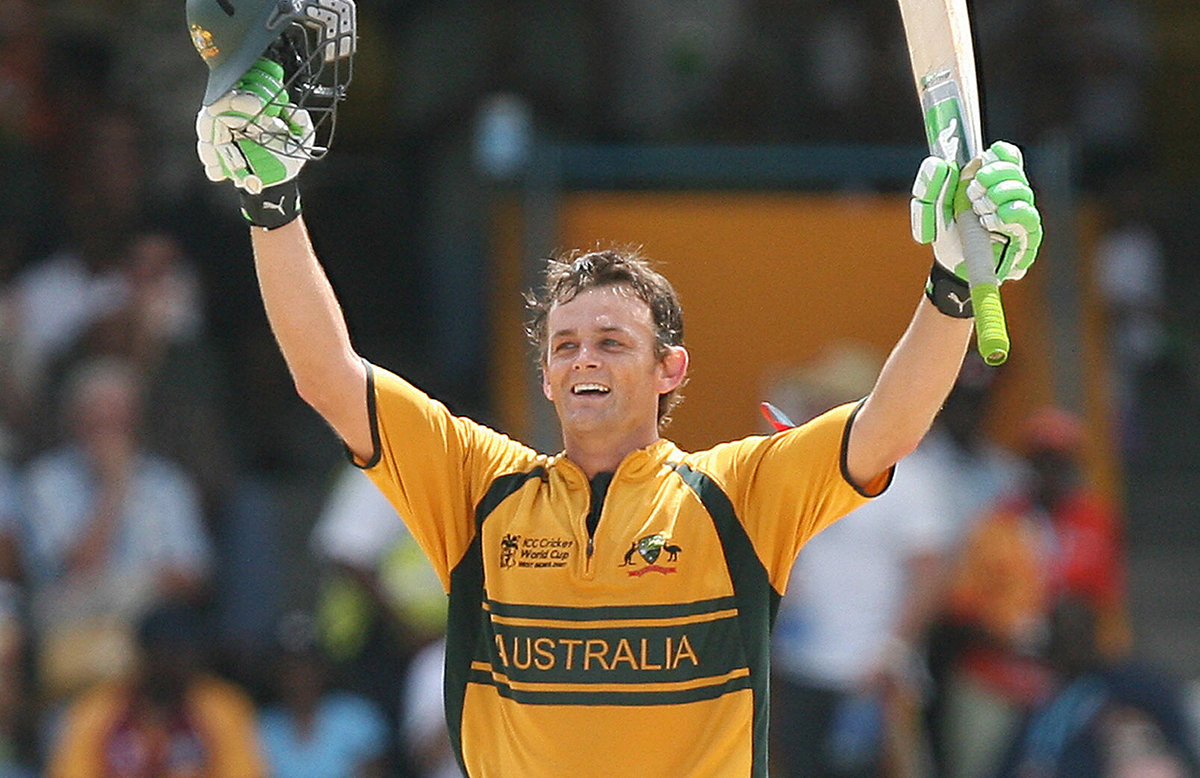 Cricpack: Adam Gilchrist Cricket Career and History