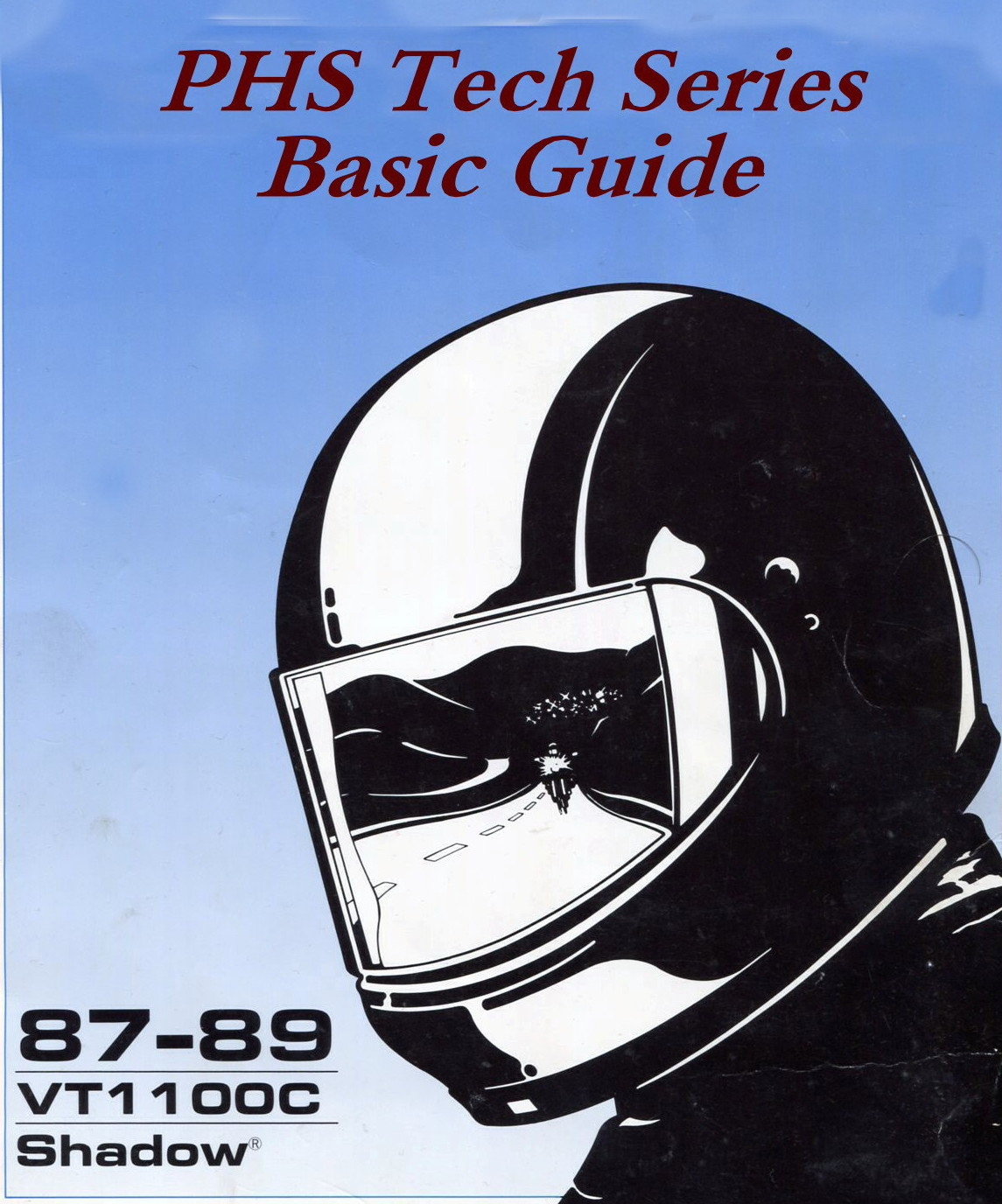 Tech Series Honda Shadow Motorcycle Guide Phscollectorcarworld 1983 Introduced In To Tap Into The American Cruiser Market Hondas Bike Was Limited At First About 700 Cc Due Tariff On