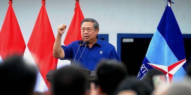 Merasa difitnah kasus e-KTP, SBY tegaskan 'Ini jihad saya, this is my war'