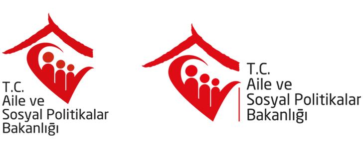 Aile ve Sosyal Politikalar Bakanlığı Vektörel Logosu