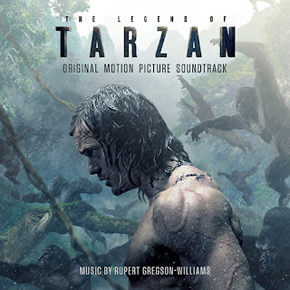 the legend of tarzan soundtracks