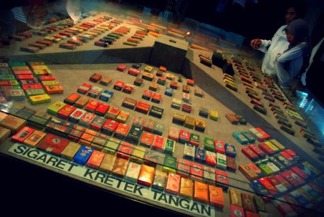 Museum Kretek Kota Kudus, Napak Tilas Industri Rokok Kretek