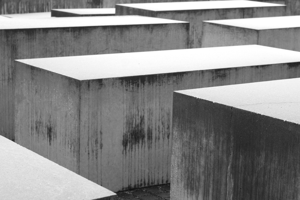 Memorial to the Murdered Jews of Europe in Berlin - travel & lifestyle blog