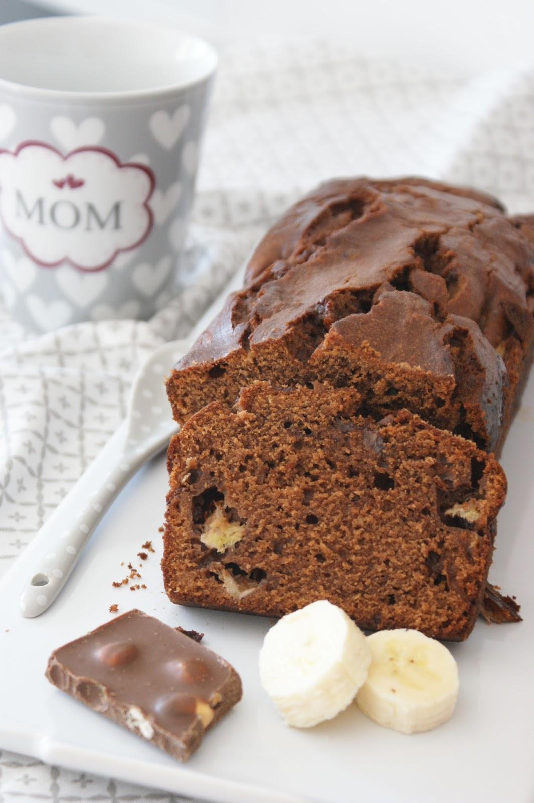 Recette Cake De Sophie A La Banane