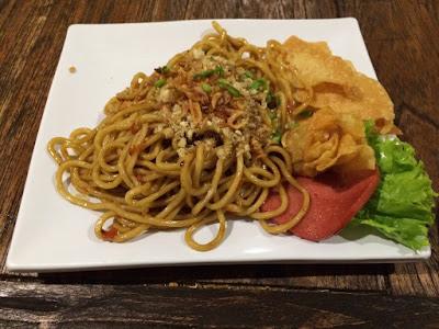 Kuliner Indonesia - Mi Kober