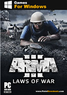 Download Arma 3 Laws of War PC