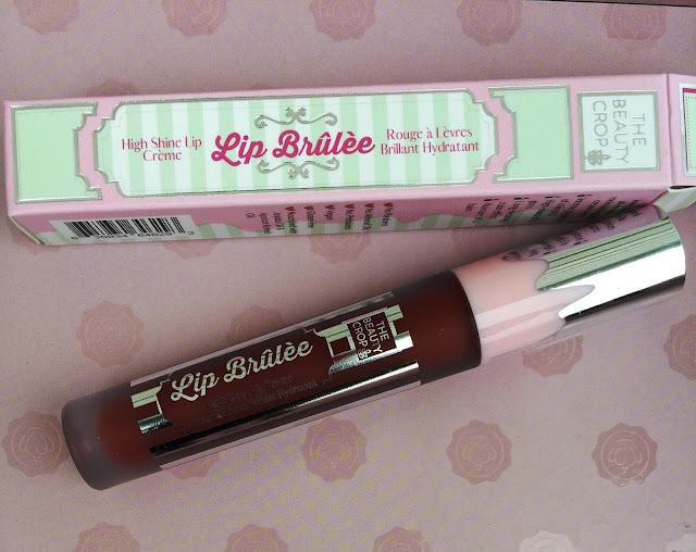 Lip Brulee GlossyBox