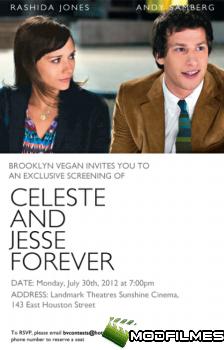 Capa do Filme Celeste e Jesse Para Sempre