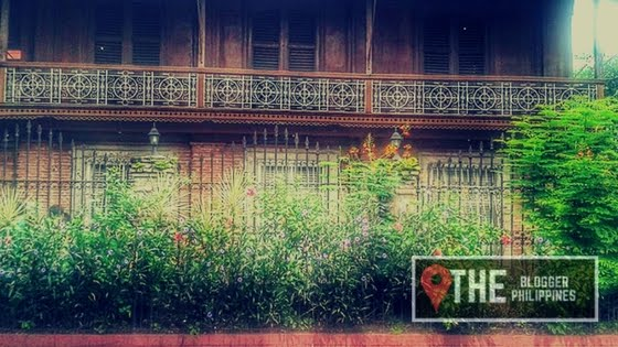 200 year old Casa Mariquit | The Blogger Philippines