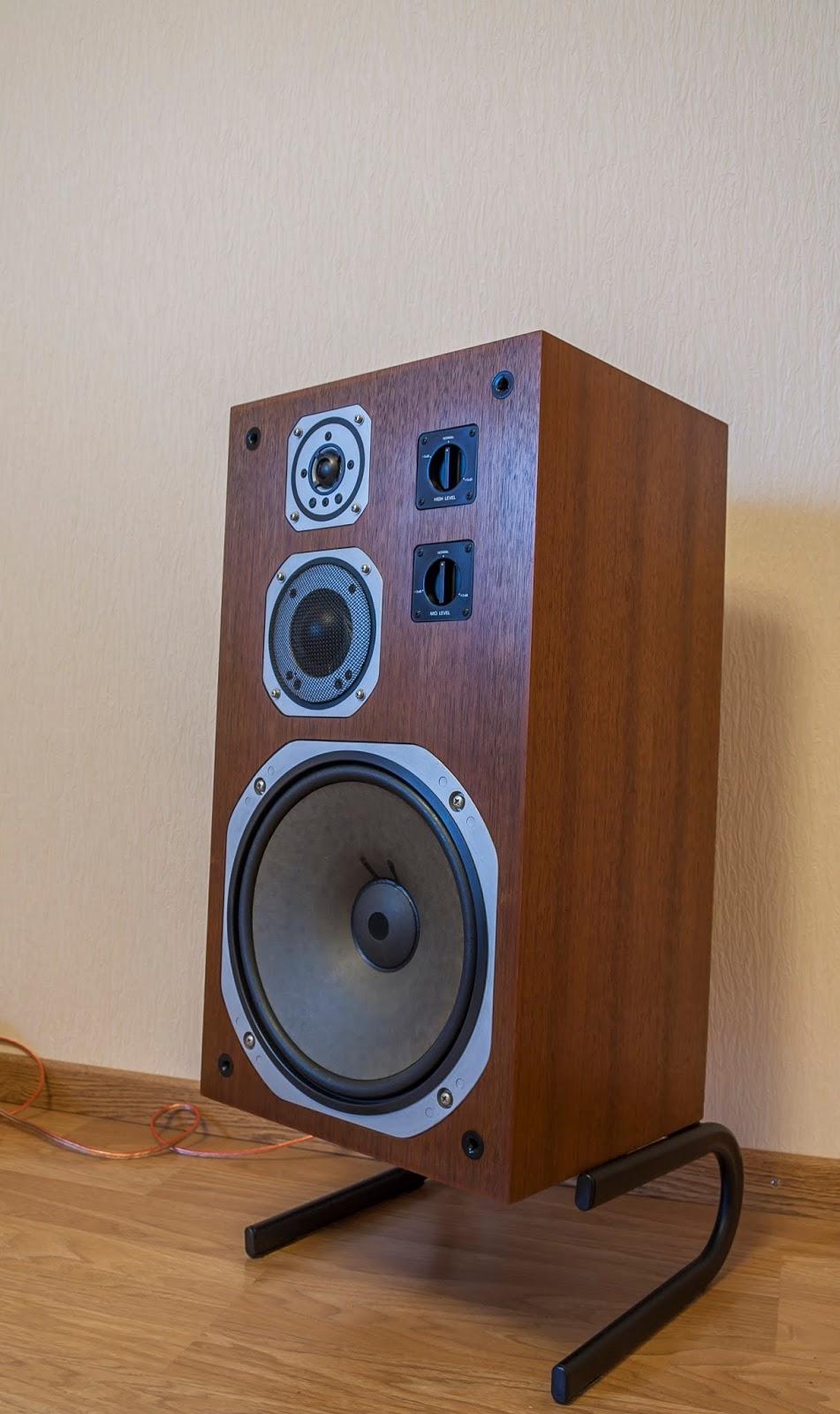 Golden age of audio yamaha ns 690 3 way bookshelf for Yamaha speakers system