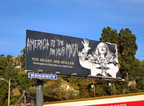 Heart She Holler season 3 billboard