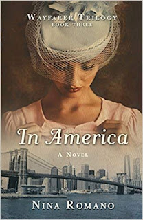 In America by Nina Romano (book cover)