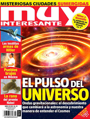 Revista Muy Interesante - Abril 2016
