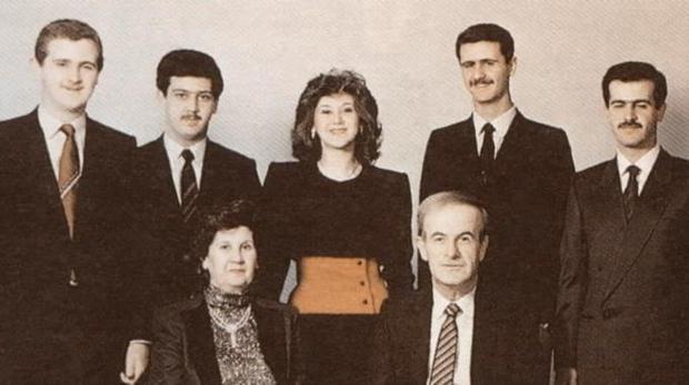 Mãe do presidente sírio, Bashar al-Assad, Anissa al-Assad morreu
