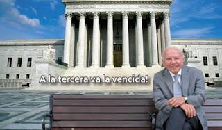 Cesar Miranda apelara al Supremo