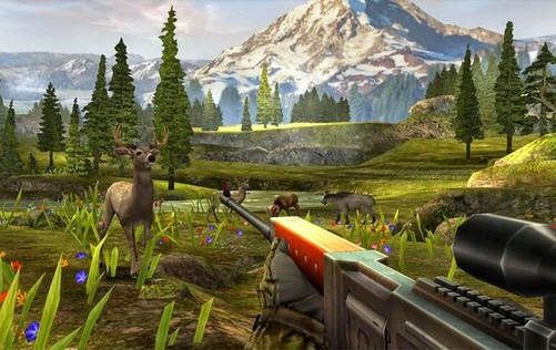 Deer Hunter 2014 for Android Apk free download