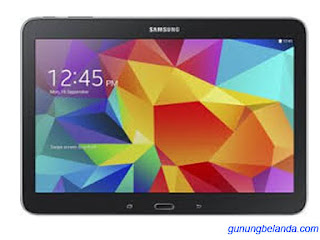 Firmware Update Cara Flashing Samsung Galaxy Tab 4 10.1 (LTE) SM-T535