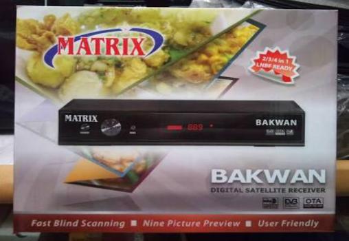CARA MEMASUKAN BISSKEY MATRIX BAKWAN MPEG4