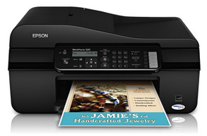 Epson WorkForce 320 Driver Download - Windows, Mac