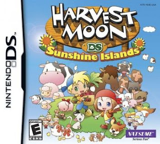 Harvest Moon DS: Sunshine Islands, NDS, Español, Mega, Mediafire