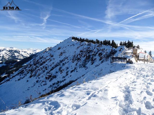 wandern kitzbühel - outdoor blog - Rundtour kirchberg Wanderung