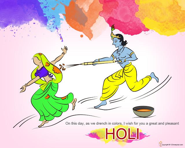 Happy Holi Photos 2017