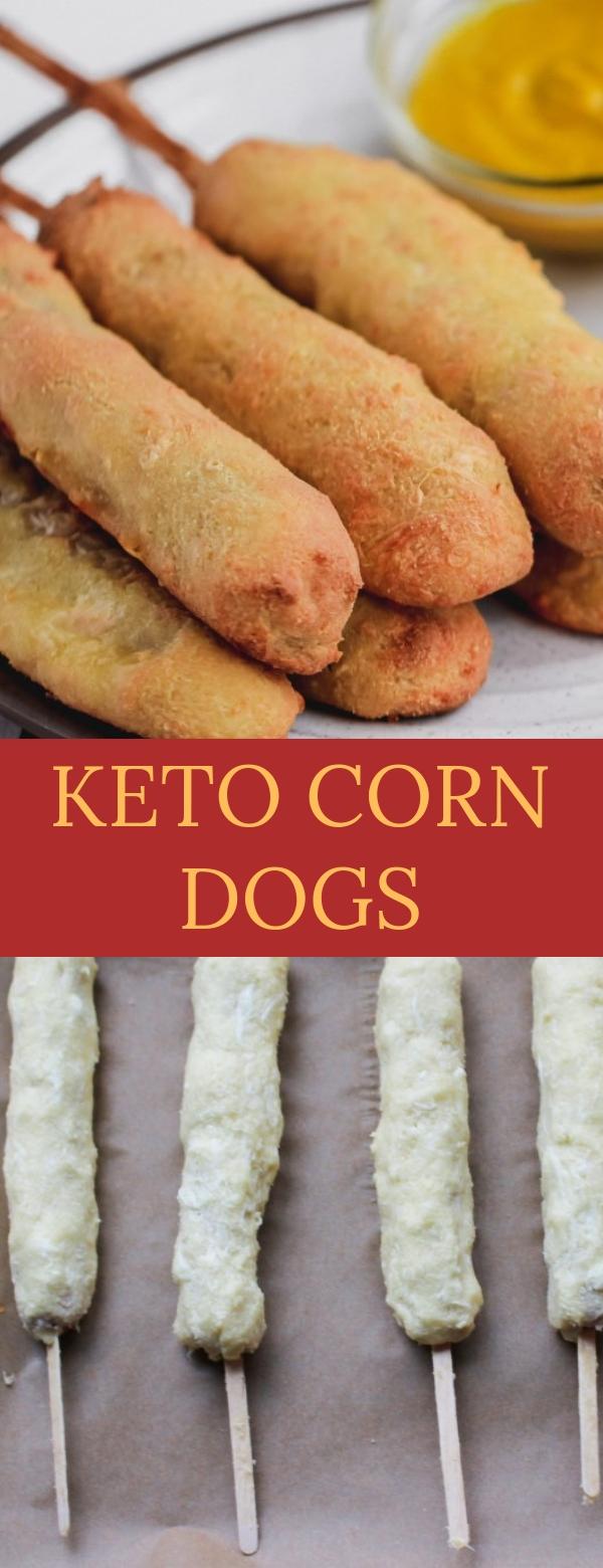 KETO CORN DOGS