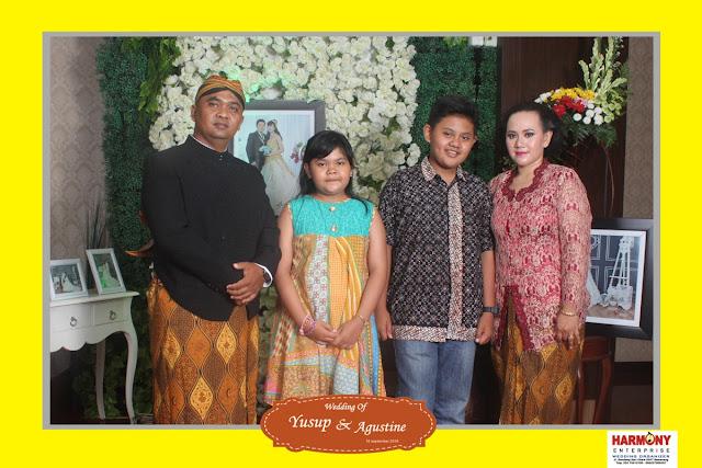 +0856-4020-3369 ; Jasa Photobooth Semarang ~Event Wedding Yusup Dan Agustine~