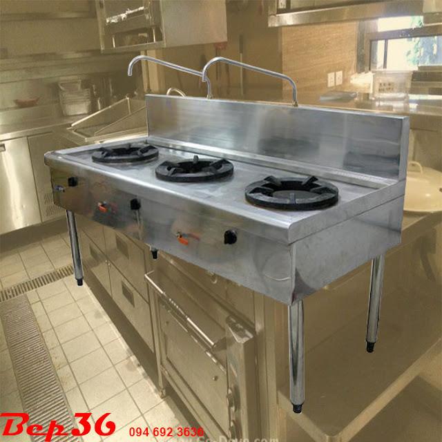 Tại sao bạn nên chọn bếp Á công nghiệp
