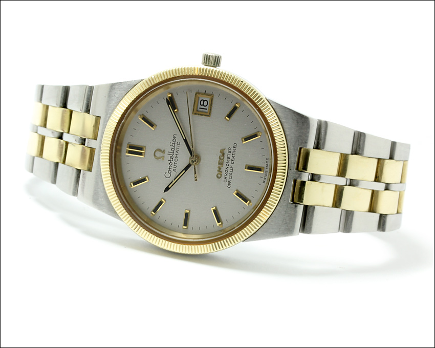 98220818720 Omega Constellation Collectors  The Dressiest of the Calibre 1011 ...