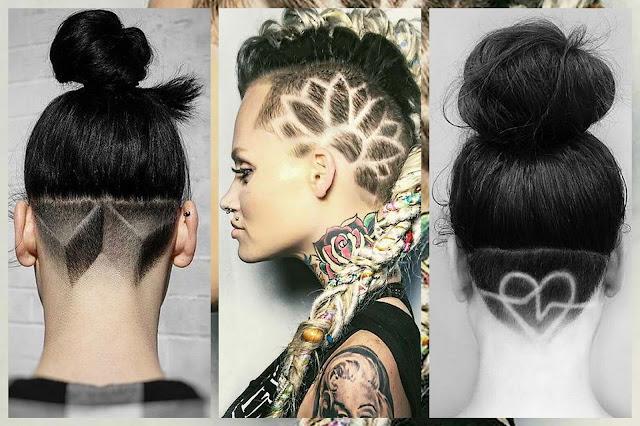 cortes rapados 2017 tattoo