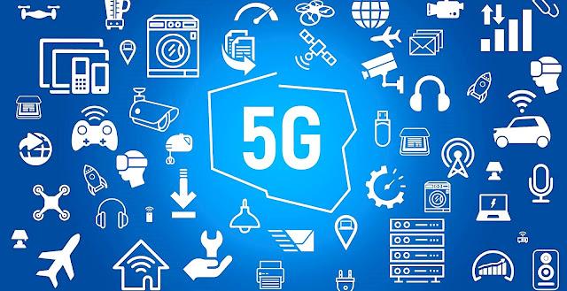 """تعرف على قوة وسرعة الاجيال الجديدة من شبكات الاتصال - ما الفرق بين السرعات القديمة والسرعه الجديدة 5G - مامعني كلمة """"5G"""" - تقنية الجيل الخامس (5G) فى الهواتف الحديثة"""