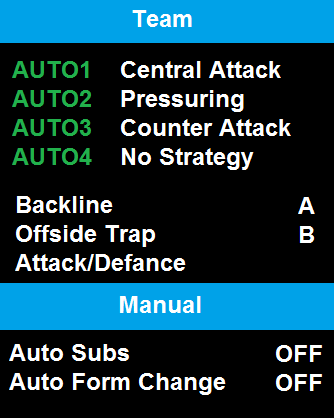 Strategy attack and defense is automatically