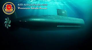 KRI Nagapasa 403 TNI AL