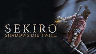 Sekiro: Shadows Die Twice Logo Wallpaper