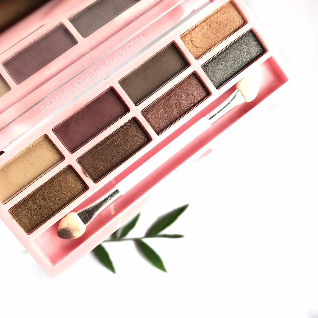 eyeshadow palette by nanda shades