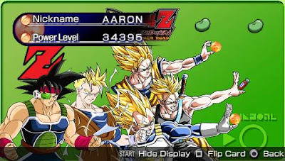 download Dragon Ball Z - Shin Budokai - Another Road Game PSP For Android - ppsppgame.blogspot.com