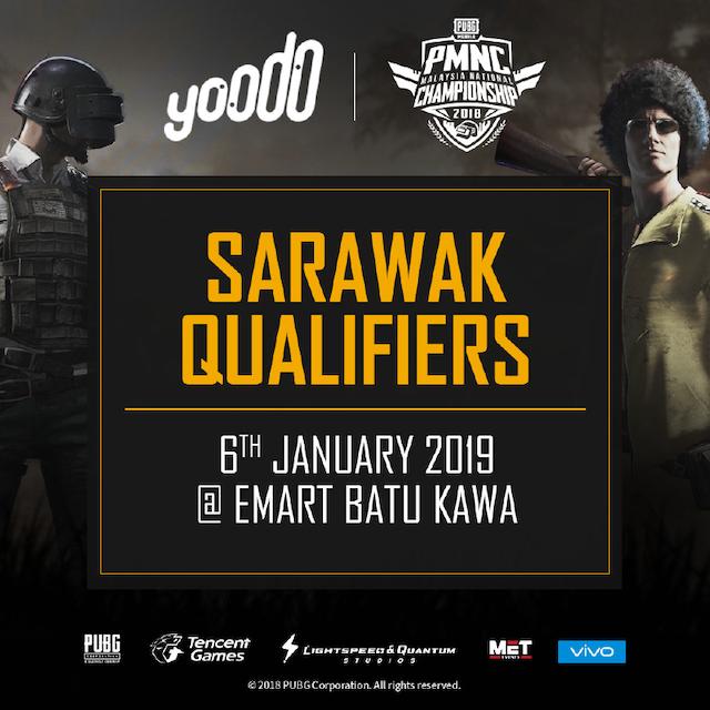 Sarawak Qualifiers