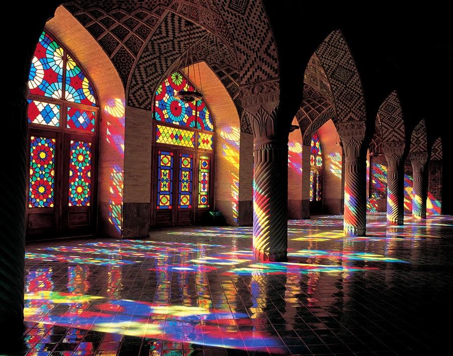 Nasir al-Mulk Mosque -Iran