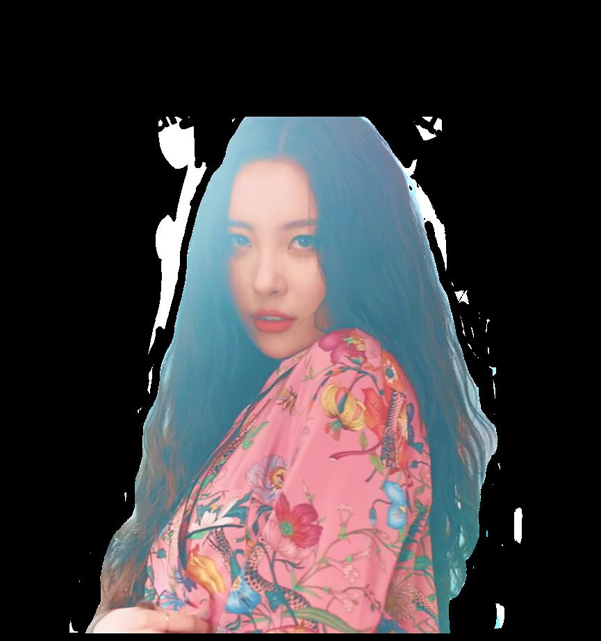 render Sunmi/Lee Sun Mi
