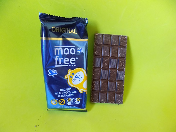 Moo free Chocolates