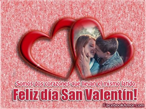 imágenes de amor para san valentin dos corazones