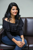 Deepthi Shetty looks super cute in off shoulder top and jeans ~  Exclusive 36.JPG