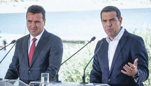 Γιατί η «νίκη» Ζάεφ έφερε τριγμούς σε Αθήνα και Σκόπια!