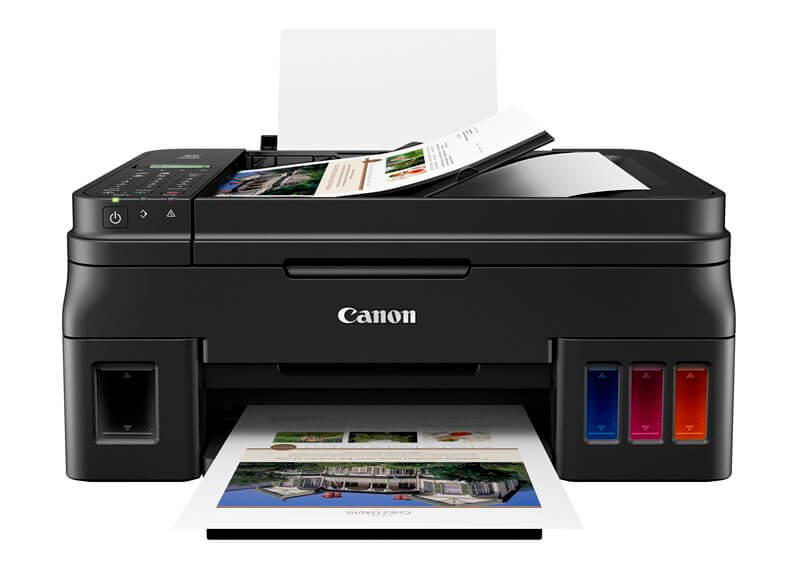 Canon Outs PIXMA G Series Printers; Price Starts at Php5,395