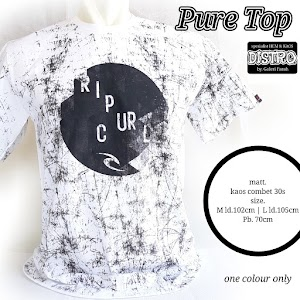 QUICK SILVER PURE TOP