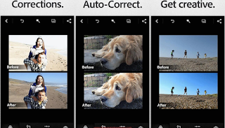 ADOBE PHOTOSHOP EXPRESS APLIKASI ANDROID PALING CANGGIH