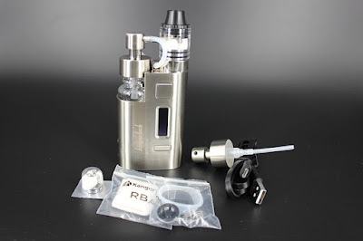 Standard configuration about Kanger DRIPEZ Kit