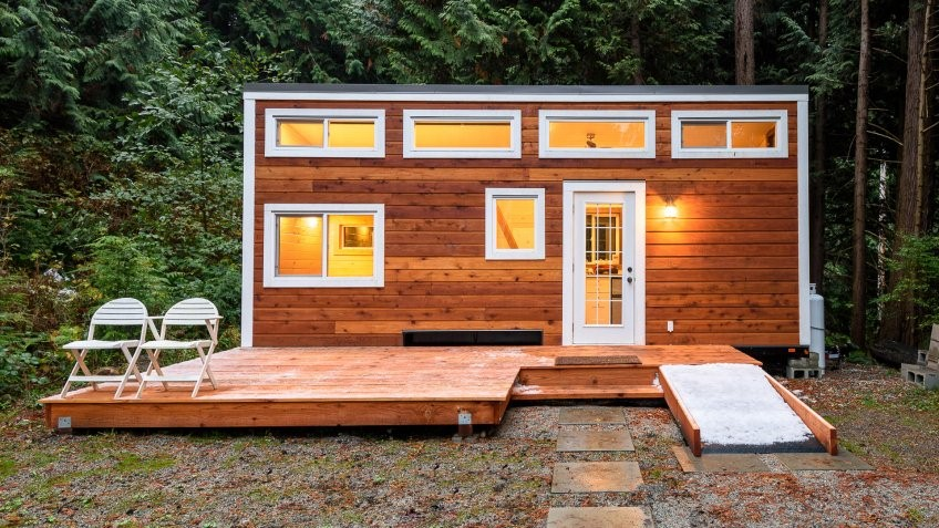 Top 54+ Best Modern Tiny Houses
